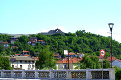 Lovech Old town Bulgaria Royalty Free Stock Photos