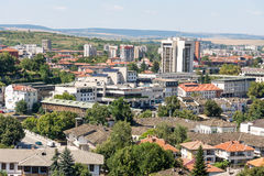 Lovech - one of the oldest inhabited places, Bulgaria stock photography