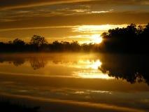 loveday восход солнца Стоковые Фото