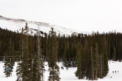 Loveland Colorado Ski Royalty Free Stock Image