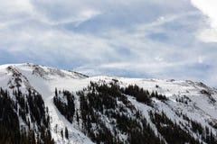 Loveland Colorado skidar royaltyfria bilder