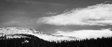 Loveland Colorado skidar arkivbilder