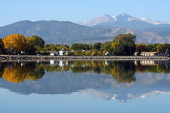 Loveland, Kolorado Lizenzfreies Stockfoto