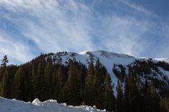 Loveland Kolorado narta Fotografia Stock