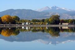 Loveland, le Colorado photo libre de droits