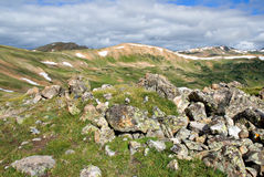 Loveland Pass Colorado Royalty Free Stock Images