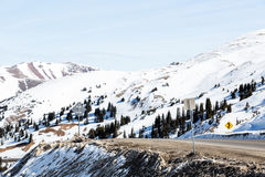 Loveland pass stock images