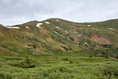 Loveland przepustka, Kolorado Zdjęcia Royalty Free