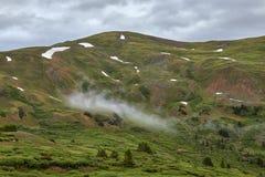 Loveland przepustka, Kolorado obraz royalty free