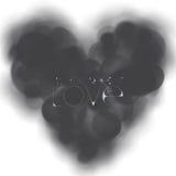 LOVELESS HEART Royalty Free Stock Photo