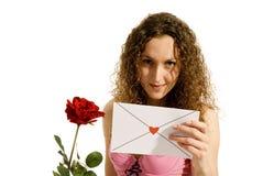 Loveletter Stock Images