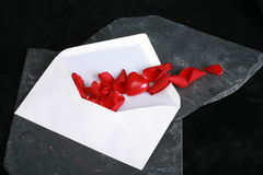 Loveletter Royalty Free Stock Photography