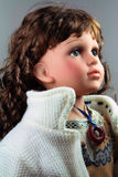 Loveliness doll Stock Image