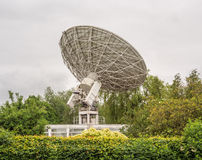 lovell radio telescope Royaltyfri Bild