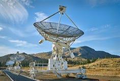 lovell radio telescope 库存照片