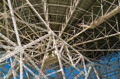 The Lovell Telescope Royalty Free Stock Image