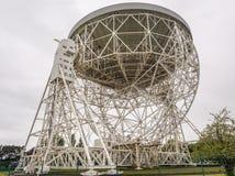 Lovell teleskop Royaltyfri Bild