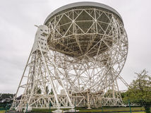 Lovell-Teleskop Lizenzfreies Stockbild