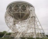 Lovell teleskop Fotografering för Bildbyråer