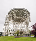 Lovell teleskop Royaltyfria Bilder