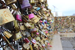 Lovelocks stockbilder