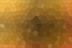 Lovely abstract illustration of brown and red pastel Middle size hexagon. Beautiful background for your design. Lovely abstract illustration of brown and red vector illustration