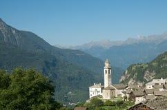 Lovely alpine landscape Stock Photos
