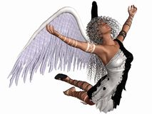 Lovely Angel Stock Photography