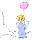 Lovely Angel Stock Photo