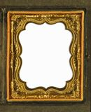 Lovely Antique Victorian Picture Frame Stock Photos