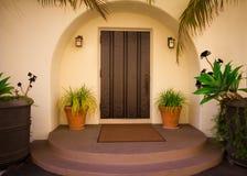 Front Door Royalty Free Stock Images