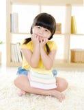 Lovely asian girl Stock Photography