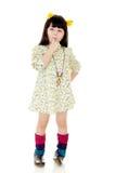 Lovely asian girl posing Royalty Free Stock Photo