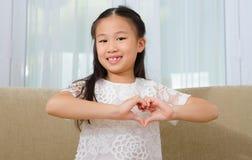 Lovely asian kid Stock Photos