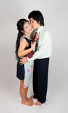 Lovely Asian Thai Spouse Stock Photo