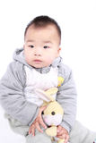 Lovely baby Royalty Free Stock Photo