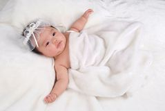Lovely baby Royalty Free Stock Photos