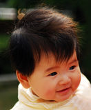 The lovely baby Stock Images
