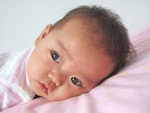 Lovely baby Royalty Free Stock Image
