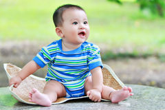 Lovely baby boy 3 Stock Photography