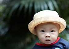 Lovely baby boy Stock Photography