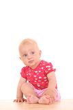 Lovely baby girl Royalty Free Stock Images