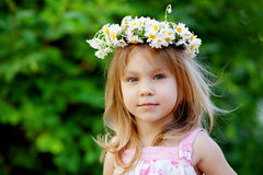 Lovely baby girl Royalty Free Stock Photos