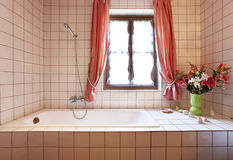 Lovely bathroom Royalty Free Stock Photography