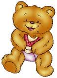 Lovely bear Stock Photos