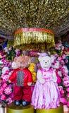 Lovely bear dolls Stock Photo