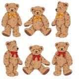 Lovely bear. I drew the bear which I loved Stock Image