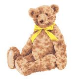 Lovely bear. I drew the bear which I loved Royalty Free Stock Images