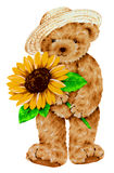 Lovely bear Royalty Free Stock Photos