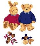 Lovely bear Royalty Free Stock Photo